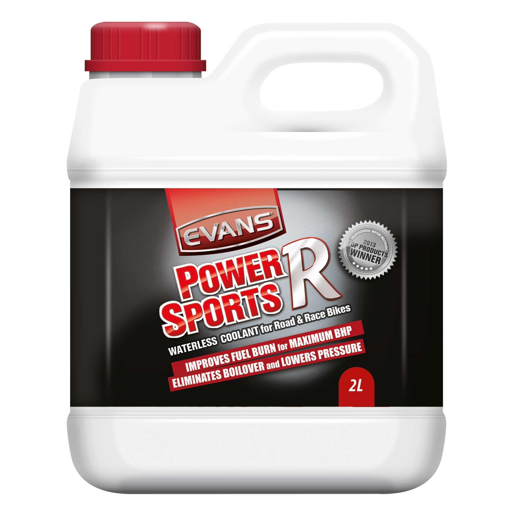 Evans Power SportsR PSR2-Evans