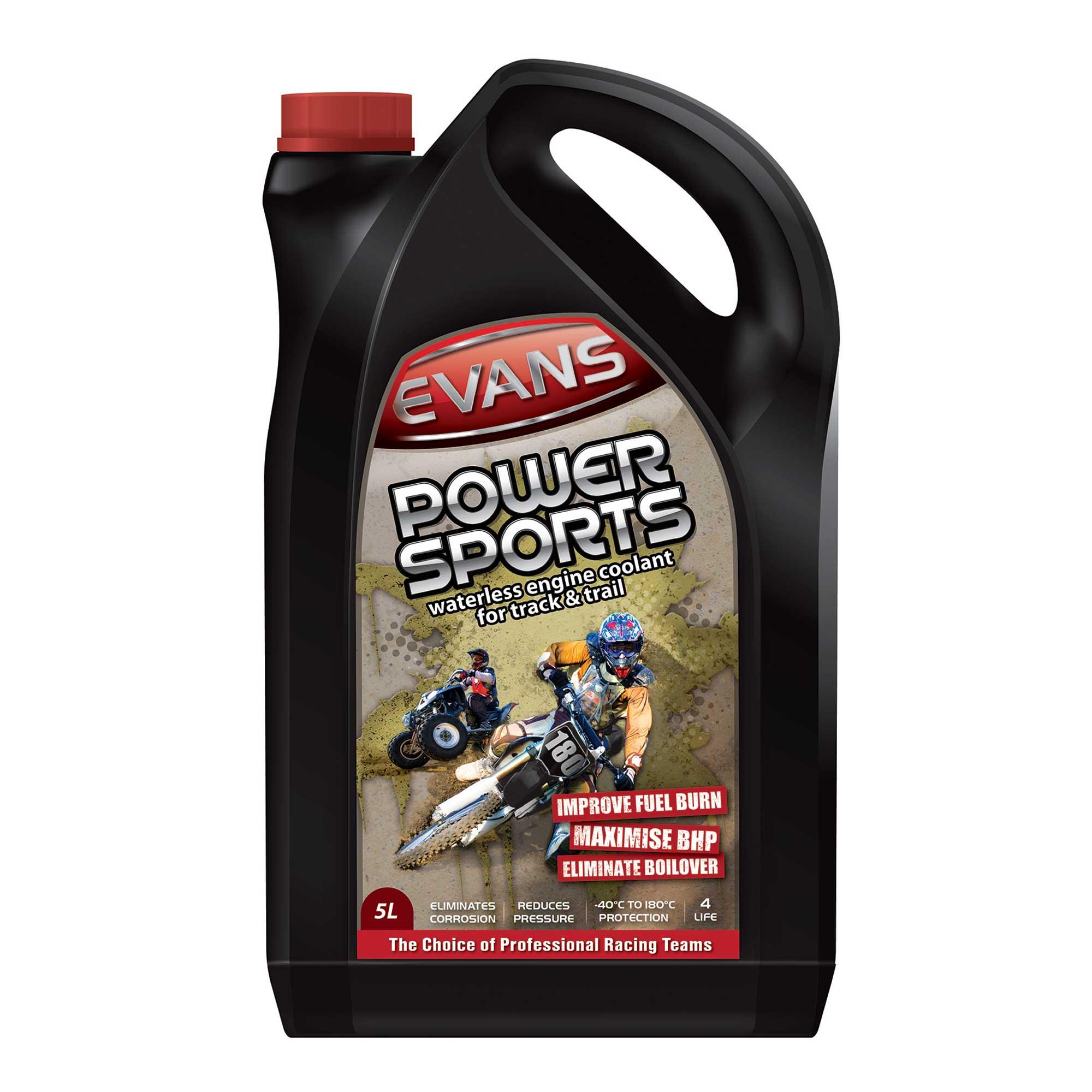 Evans Power Sports 180 5L PS5-Evans
