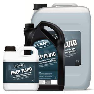 Evans Prep Fluid 25L PF25-Evans