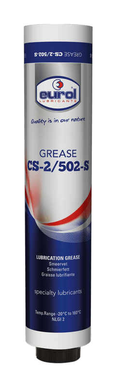 Eurol Grease CS-2/502-S 400Gram Schroefpatroon S005121-st