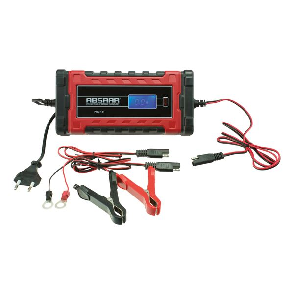 Absaar Smartlader PRO1.0 1A 6/12V 0635670