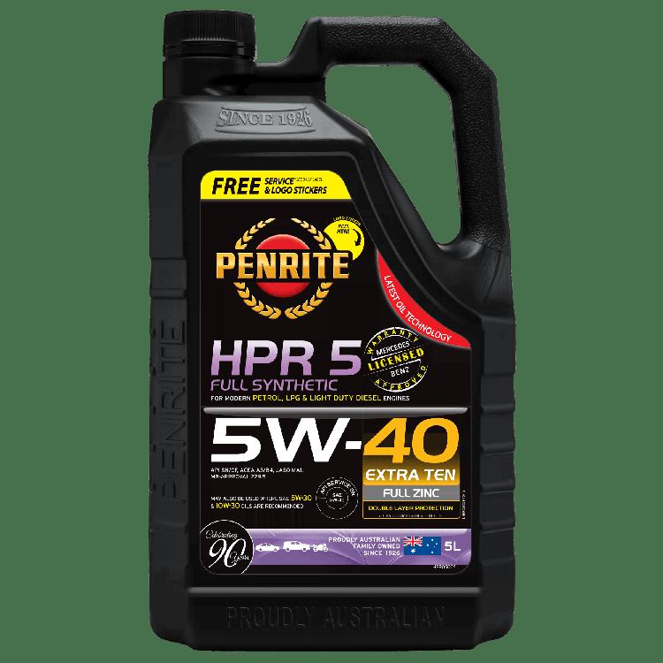 Penrite HPR 5 5L HPR05005