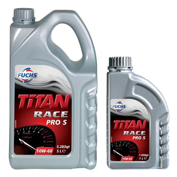Fuchs Titan Race Pro S 5W-40 4x5L 600888091-4